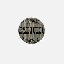 Ezequiel, Western Themed Mini Button