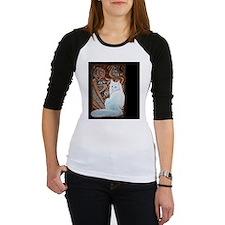 White Turkish Angora Shirt