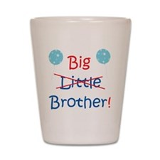 Middle Brother Shot Glass