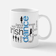 Unique Irish dancer Mug