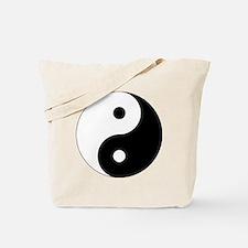 yinyanglightNew Tote Bag