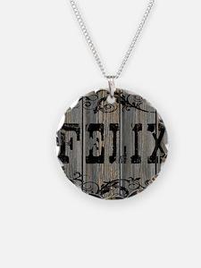 Felix, Western Themed Necklace