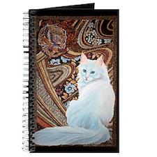White Turkish Angora thin Journal