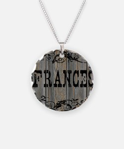 Frances, Western Themed Necklace