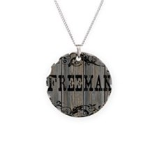 Freeman, Western Themed Necklace