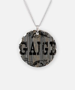 Gaige, Western Themed Necklace