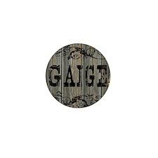 Gaige, Western Themed Mini Button