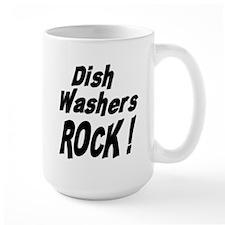 Dish Washers Rock ! Mug