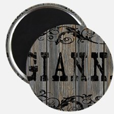 Gianni, Western Themed Magnet
