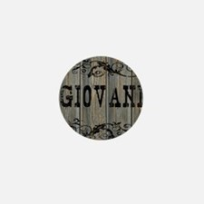 Giovani, Western Themed Mini Button