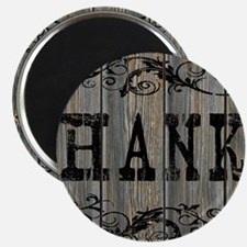 Hank, Western Themed Magnet