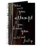 Inspirational Journals & Spiral Notebooks