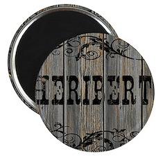 Heriberto, Western Themed Magnet