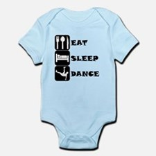 Eat Sleep Dance Body Suit