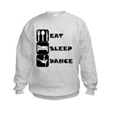 Break dance Crew Neck