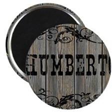 Humberto, Western Themed Magnet