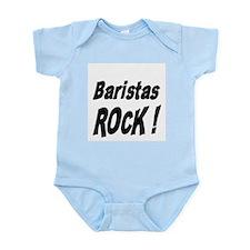 Baristas Rock ! Onesie