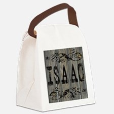Isaac, Western Themed Canvas Lunch Bag