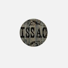 Issac, Western Themed Mini Button