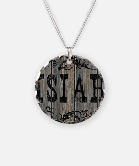 Isiah, Western Themed Necklace