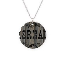Isreal, Western Themed Necklace