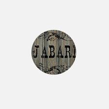 Jabari, Western Themed Mini Button