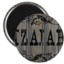 Izaiah, Western Themed Magnet