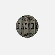Jacoby, Western Themed Mini Button