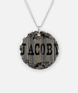 Jacoby, Western Themed Necklace