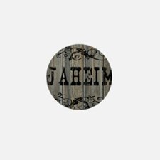 Jaheim, Western Themed Mini Button