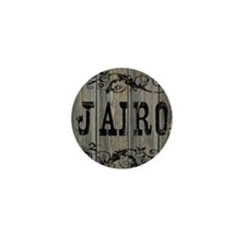 Jairo, Western Themed Mini Button