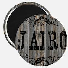 Jairo, Western Themed Magnet