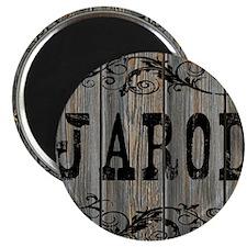 Jarod, Western Themed Magnet