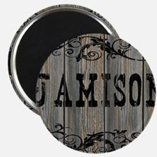 Jamison, Western Themed Magnet