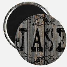 Jase, Western Themed Magnet