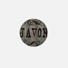 Javon, Western Themed Mini Button