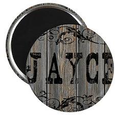 Jayce, Western Themed Magnet