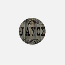 Jayce, Western Themed Mini Button