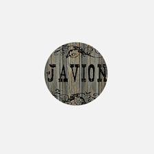 Javion, Western Themed Mini Button