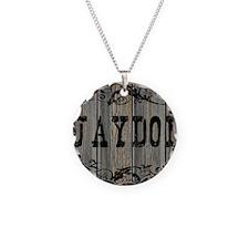 Jaydon, Western Themed Necklace