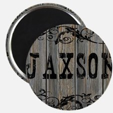 Jaxson, Western Themed Magnet