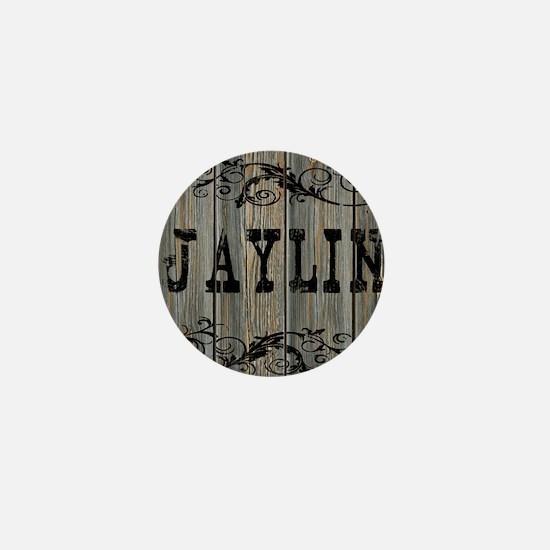 Jaylin, Western Themed Mini Button