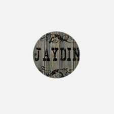 Jaydin, Western Themed Mini Button
