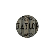 Jaylon, Western Themed Mini Button