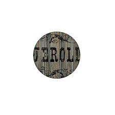 Jerold, Western Themed Mini Button