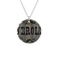 Jerold, Western Themed Necklace