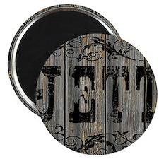 Jett, Western Themed Magnet