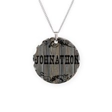 Johnathon, Western Themed Necklace