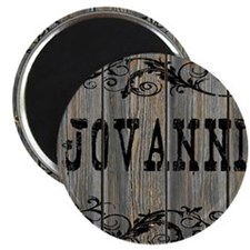 Jovanni, Western Themed Magnet