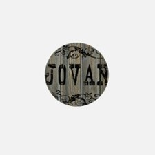 Jovan, Western Themed Mini Button